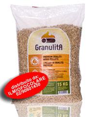 Holz Pellet Certificato Premium - www.ilmiofocolare.it -